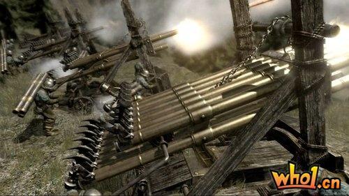 炽焰帝国2最新视频:不死英雄战斗英姿
