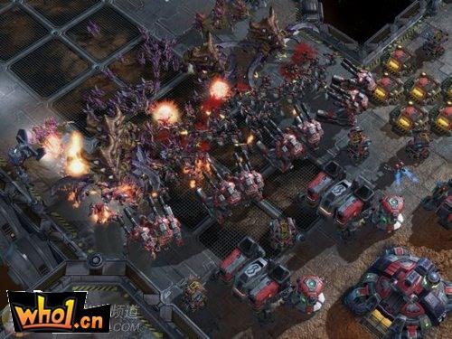 《星际争霸II》兼顾PC和Mac格式 暂无数字版