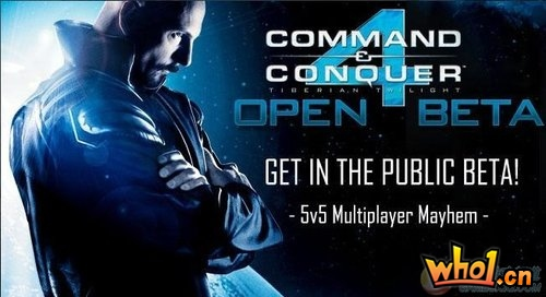 命令与征服4正式公测 全球玩家均可参与