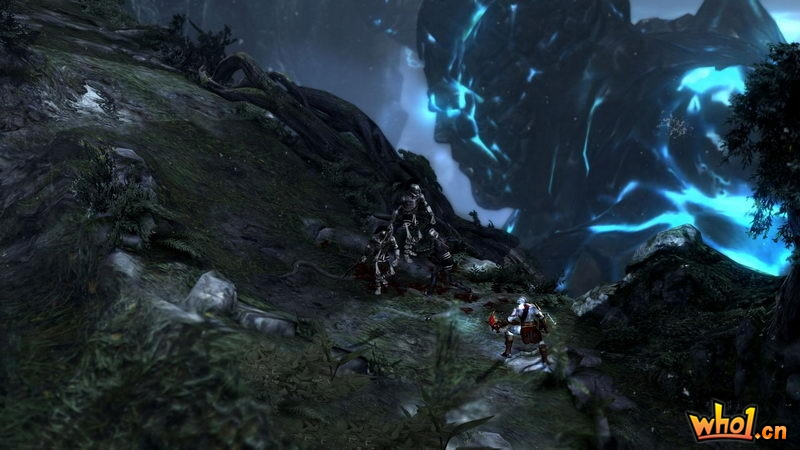 史上最大的游戏 战神3容量将高达40G