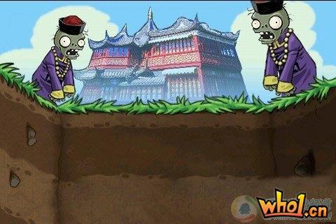 植物大战僵尸iPhone版出现中国僵尸(图)