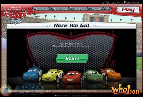 迪士尼《汽车总动员OL》公测 月费约40元