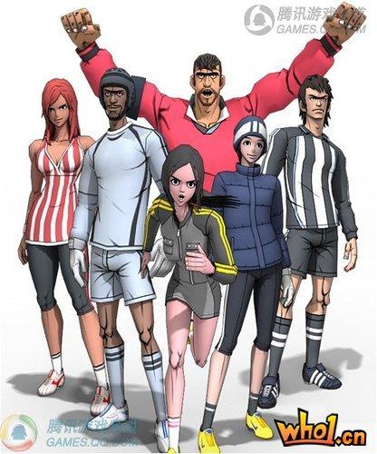街头篮球传承作《街头足球》试玩体验