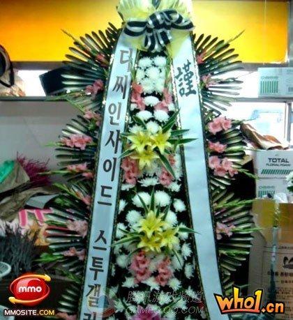 """星际2在韩惹怒玩家 玩家为其举办""""葬礼"""""""