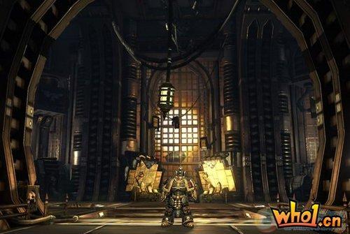 战锤40K定名黑暗千年 截图视频震撼公布