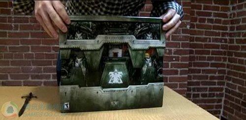 《星际争霸II》盒装限量版开箱视频放出